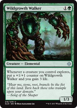 Wildgrowth Walker