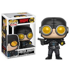 Pop! Comics 04: Hellboy - Lobster Johnson