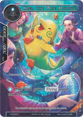 Keez, the Wise Dolphin (Full Art) - ACN-068 - R