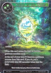 Portal in the Woods (Full Art) - ACN-105 - U