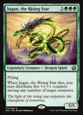 Jugan, the Rising Star - Foil