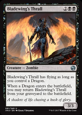 Bladewings Thrall - Foil