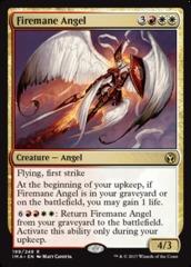 Firemane Angel - Foil