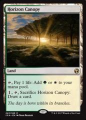 Horizon Canopy - Foil