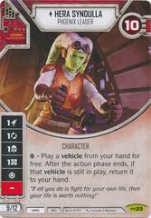 Hera Syndulla - Phoenix Leader
