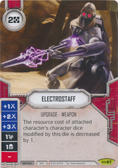 Electrostaff (Sold with Matching Die)