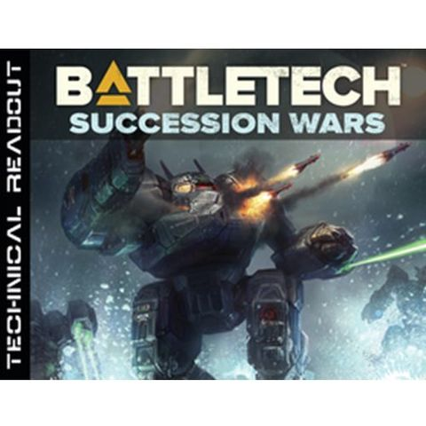 Battletech: Technical Readout Succession Wars