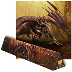 Dragon Shield: Playmat - Matte Umber (Teranha)