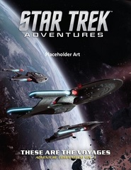 MUH051062/Star Trek Adventures: These Are The Voyages Vol 1