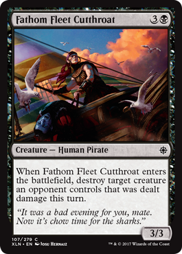 Fathom Fleet Cutthroat