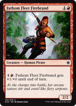 Fathom Fleet Firebrand