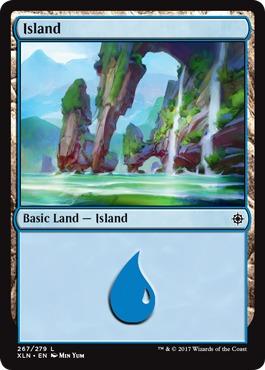 Island (267)
