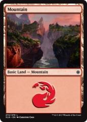Mountain (272) - Foil
