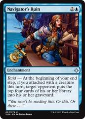 Navigator's Ruin - Foil
