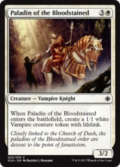 Paladin of the Bloodstained - Foil