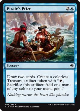 Pirates Prize - Foil