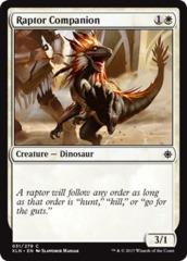 Raptor Companion - Foil