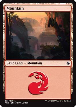 Mountain (273) - Foil