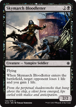 Skymarch Bloodletter - Foil