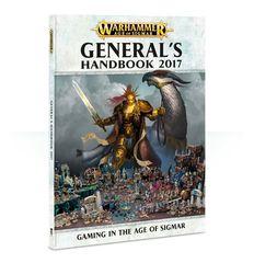 Age Of Sigmar: General's Handbook 2017 (Eng)
