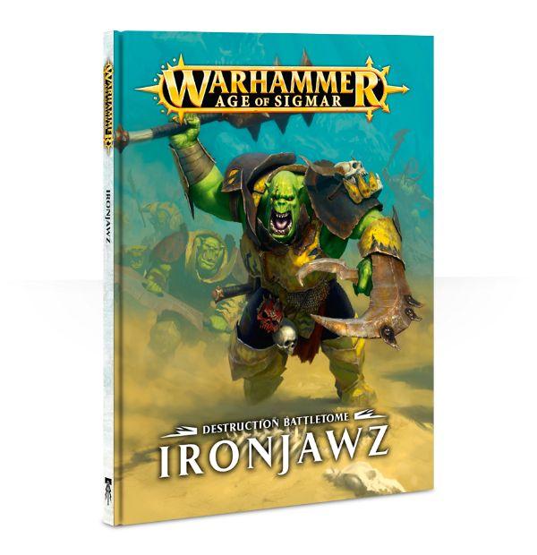 Battletome: Ironjawz (H/Back) (English)