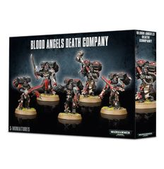 4107 Blood Angels Death Company