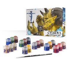 Citadel Layer Paint Set