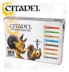 Citadel Ultimate Paint Set (2016)