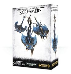 Daemons Of Tzeentch Screamers ( 97-11 )