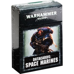 Datacards: Space Marines (Fre)
