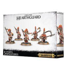 Fyreslayers Auric Hearthguard / Berzerkers ( 84-24 )