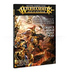 Getting Started with Age of Sigmar (Incl. Miniature)