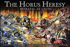 Horus Heresy: Betrayal At Calth (Eng)