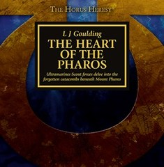 Horus Heresy:Heart Of The Pharos (Audio)