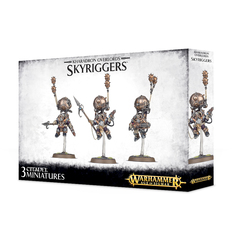 Kharadron Overlords Skyriggers Skywardens / Endrinriggers ( 84-36 )