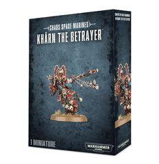 Kharn The Betrayer (Beta)