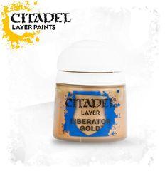 Citadel Layer Liberator Gold 12ml