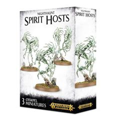 Nighthaunt Spirit Hosts ( 93-08 )