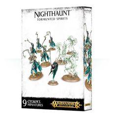 Nighthaunt Tormented Spirits