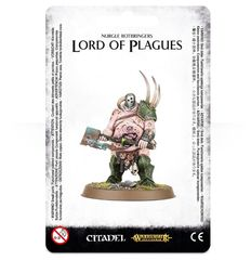 Nurgle Rotbringers Lord Of Plagues ( 83-32 )
