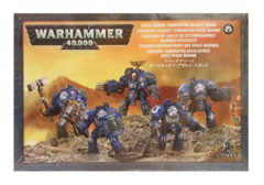 Space Marine Terminator Close Combat Squad