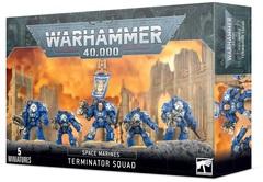 Space Marines Terminator Squad