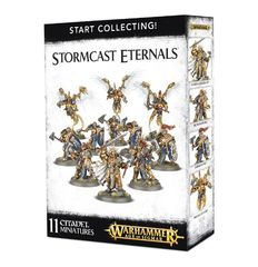 Start Collecting! Stormcast Eternals ( N-70-96 )