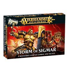 Storm Of Sigmar (English)