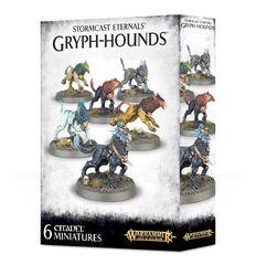 Stormcast Eternals Gryph-Hounds ( 96-31 )