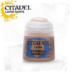 Citadel Layer Sycorax Bronze 12ml