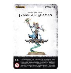 Tzeentch Arcanites Tzaangor Shaman ( 83-76 )
