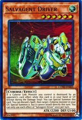 Salvagent Driver - COTD-EN005 - Ultra Rare - Unlimited Edition