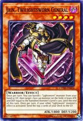 Jain, Twilightsworn General - COTD-EN024 - Common - Unlimited Edition