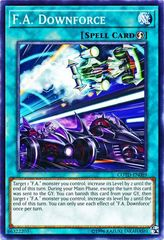 F.A. Downforce - COTD-EN089 - Common - Unlimited Edition